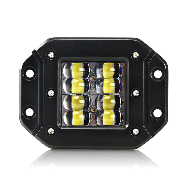 "5 ""Unterputz-blinkende LED-Pods JG-995DB-8"